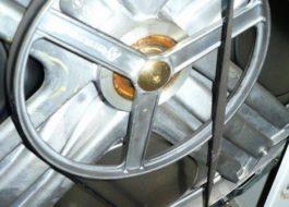 Как натянуть ремень в стиральной машине Самсунг?