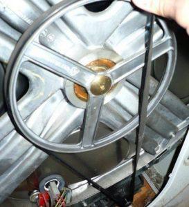 Как натянуть ремень в стиральной машине Самсунг