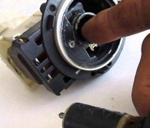 Как разобрать насос стиральной машины Самсунг