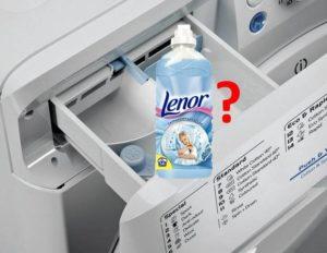 Куда заливать кондиционер в стиральной машине Индезит