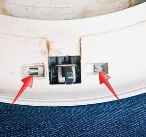 Не срабатывает замок на стиральной машине Indesit