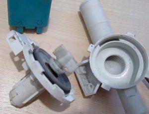 Ремонт помпы стиральной машины Samsung