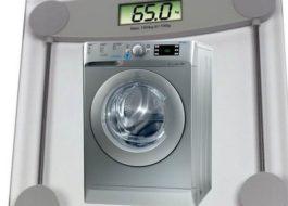 Сколько весит стиральная машинка Indesit?