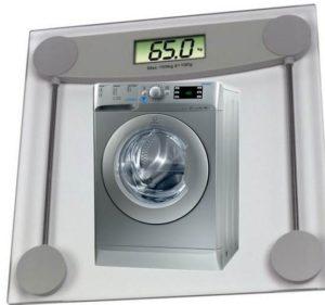 Сколько весит стиральная машинка Indesit