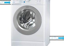 Стиральная машина Индезит набирает воду и сразу сливает