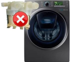 Стиральная машина Самсунг не набирает воду