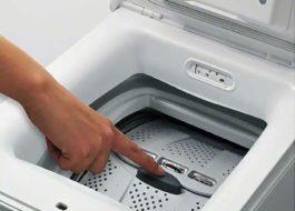 Как правильно стирать в стиральной машине с вертикальной загрузкой?