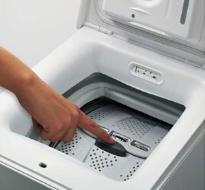 Как правильно стирать в стиральной машине с вертикальной загрузкой
