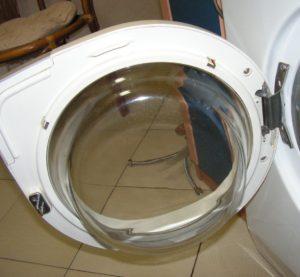 Как снять дверцу стиральной машины