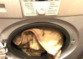 Можно ли стирать шерстяное одеяло в стиральной машине?