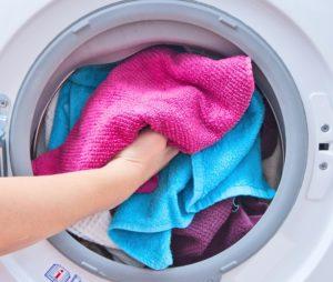 Стирка микрофибры в стиральной машине