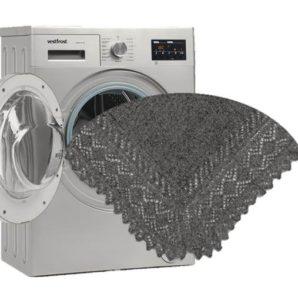 Стирка пухового платка в стиральной машине