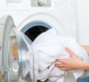 Стирка сатина в стиральной машине