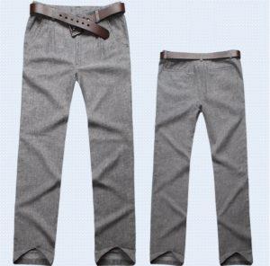 Что делать, если брюки сели после стирки