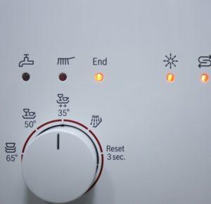 Что означают знаки на посудомоечной машине Бош