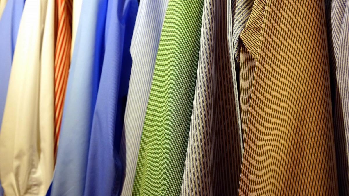 выбирайте одежду из стойких тканей