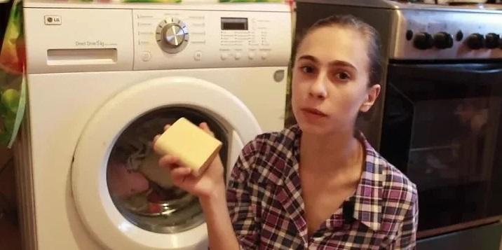 может ли мыло навредить машинке