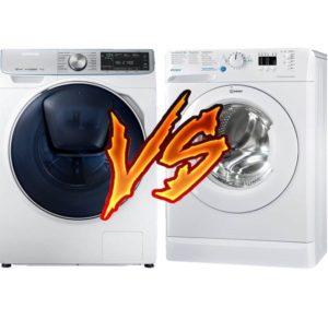 Какая стиральная машина лучше Samsung или Indesit