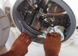 Как почистить стиральную машину Ariston?