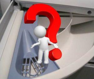Куда засыпать порошок в стиральной машине Ariston?