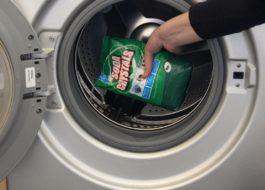 Чистка стиральной машины Самсунг от грязи