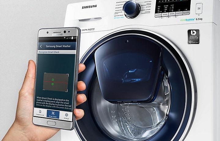 Samsung WW65K42E09W