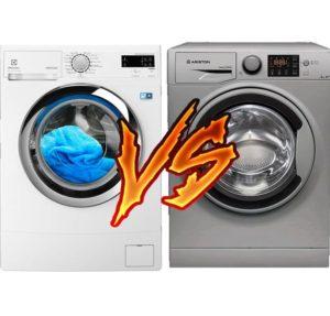 Какая стиральная машина лучше Ariston или Electrolux