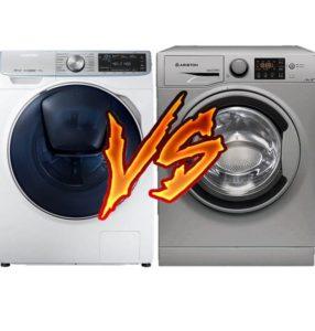 Какая стиральная машина лучше Ariston или Samsung