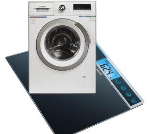 Сколько весит стиральная машина Bosch