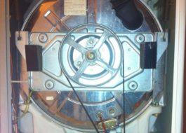 Устройство стиральной машины Аристон Хотпоинт