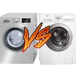 Что лучше стиральная машина Бош или АЕГ