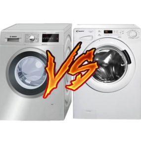 Что лучше стиральная машина Бош или Канди