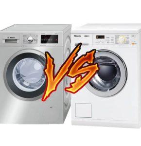 Что лучше стиральная машина Бош или Миле