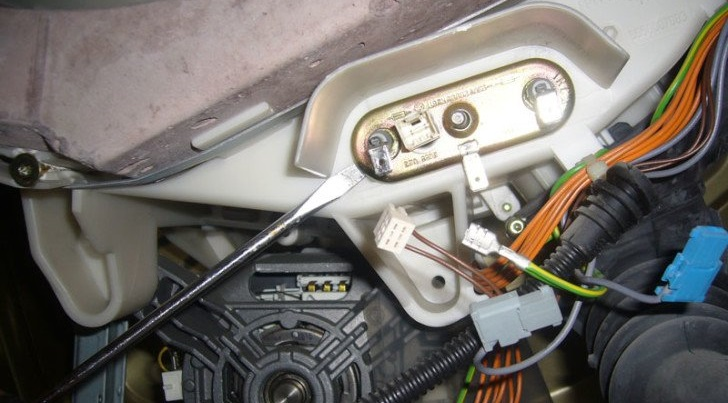термодатчик на машинке Бош