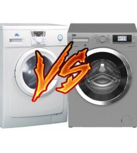 Какая стиральная машина лучше: Беко или Атлант?