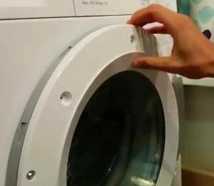 Как открыть стиральную машину Атлант, если она заблокирована?
