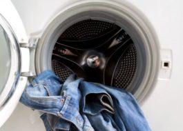 Как постирать джинсы в стиральной машине, чтобы они сели?