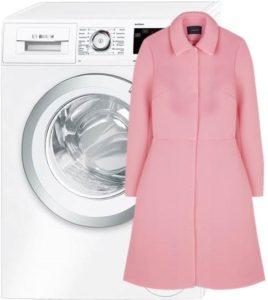 Как постирать пальто из полиэстера в стиральной машине?