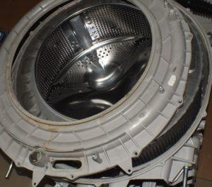 Как разобрать барабан стиральной машины Беко?