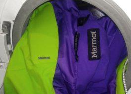 Как стирать куртку из холлофайбера в стиральной машине автомат?