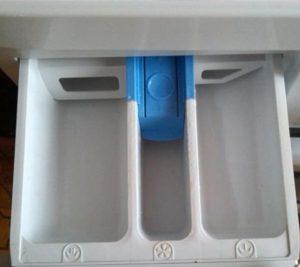 Куда засыпать порошок в стиральной машине Беко?