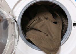 Можно ли постирать замшевую куртку в стиральной машине?