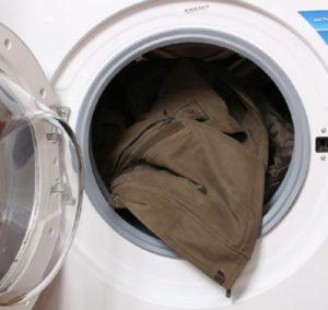 Можно ли постирать замшевую куртку в стиральной машине