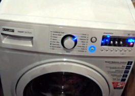 Не отжимает стиральная машина Атлант