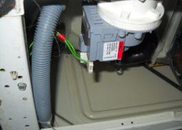 Не сливает воду стиральная машина Атлант