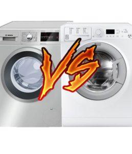 Что лучше стиральная машина Бош или Аристон