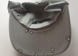 Как вернуть форму кепке после стирки?