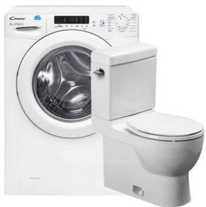 Как подключить слив стиральной машины в унитаз