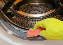 Как часто нужно чистить стиральную машину?