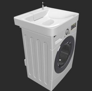Размеры раковины над стиральной машиной